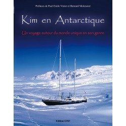 Kim en Antarctique