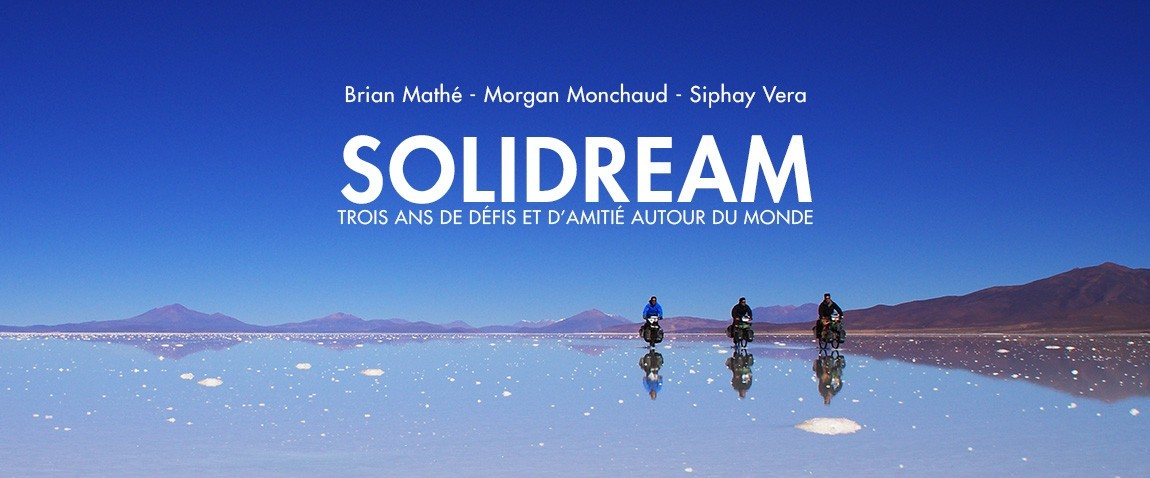 Solidream - Three Years Of Challenges And Frienship Around The World